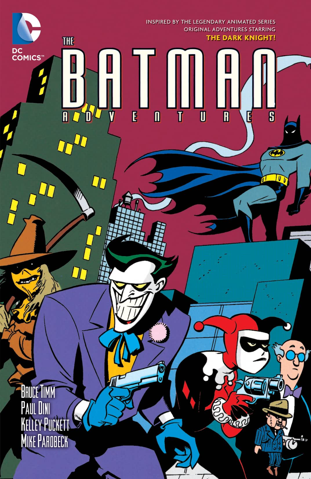 The Batman Adventures (1992-1995) Vol. 3