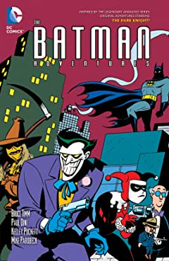 The Batman Adventures (1992-1995) Tome 3