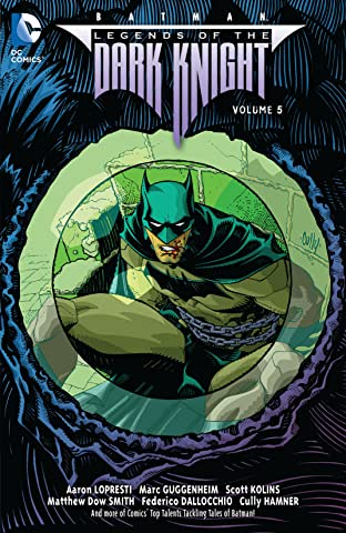 Batman: Legends of the Dark Knight (2012-) Vol. 5