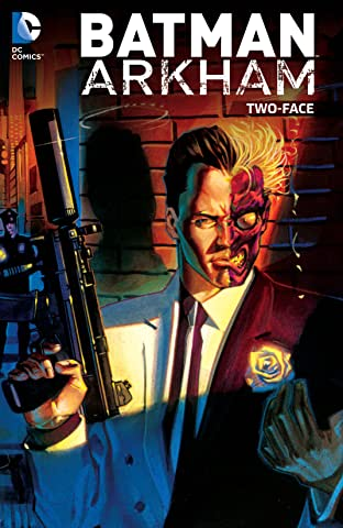 Batman: Arkham: Two-Face