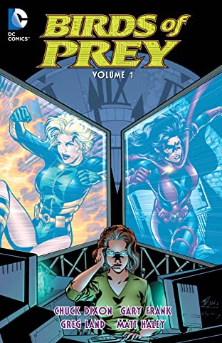 Birds of Prey Vol. 1