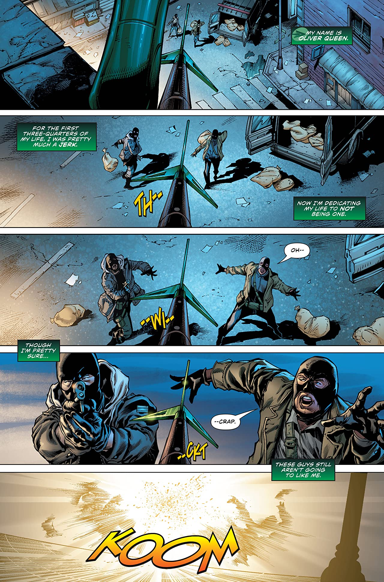 Green Arrow (2011-2016) Tome 7: Kingdom