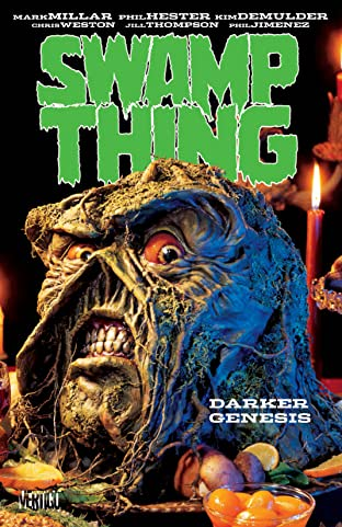 Swamp Thing (1982-1996): Darker Genesis