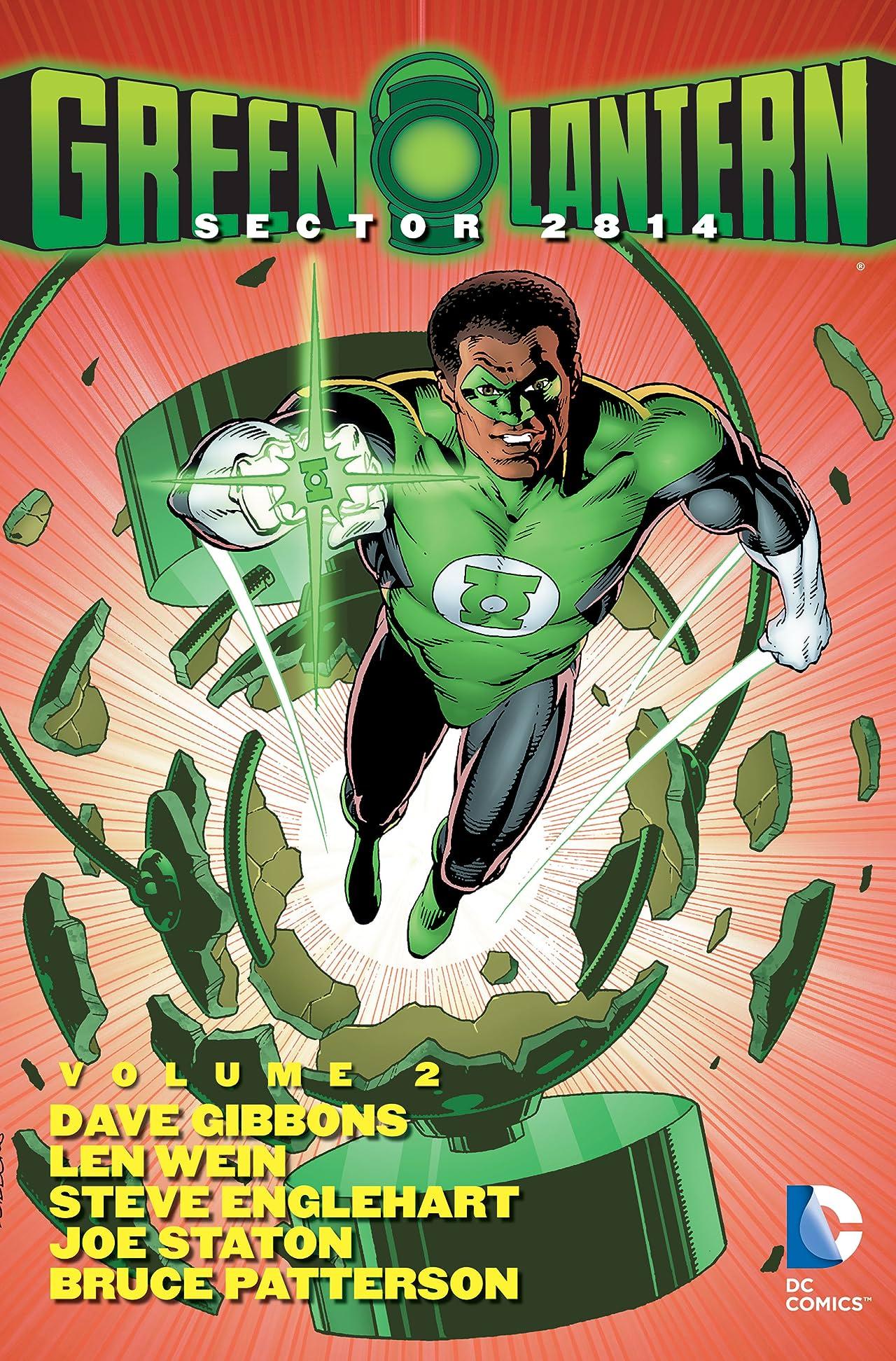 Green Lantern: Sector 2814 Vol. 2