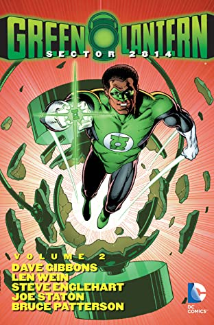 Green Lantern: Sector 2814 Vol. 2