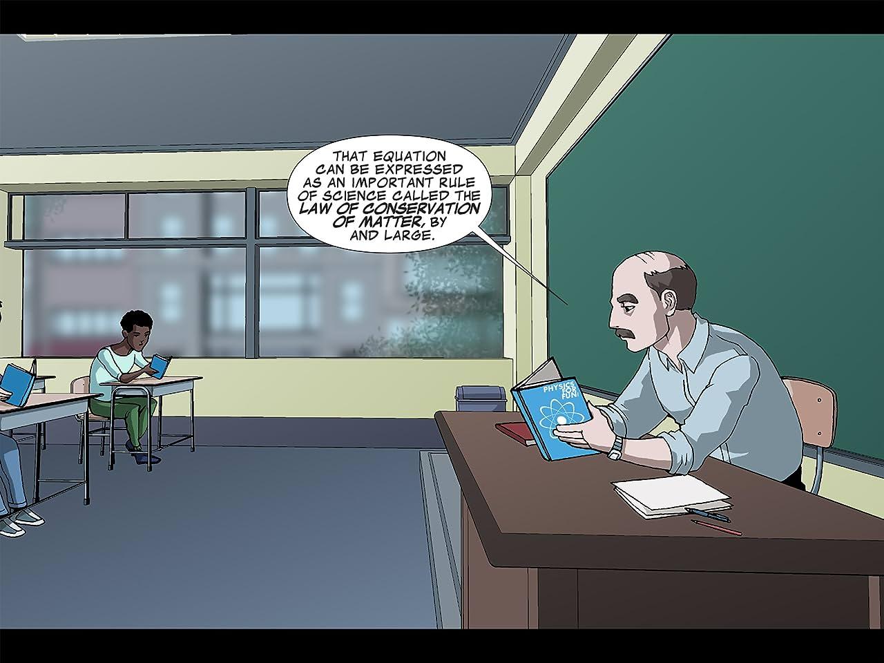 Ultimate Spider-Man Infinite Comic #23