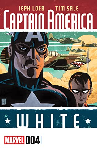 Captain America: White #4 (of 5)