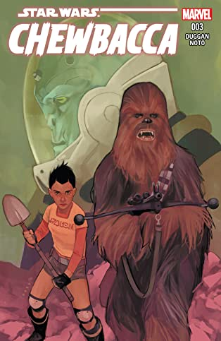 Chewbacca (2015-) #3 (of 5)