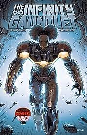 Infinity Gauntlet (2015) No.5