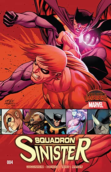 Squadron Sinister (2015) #4