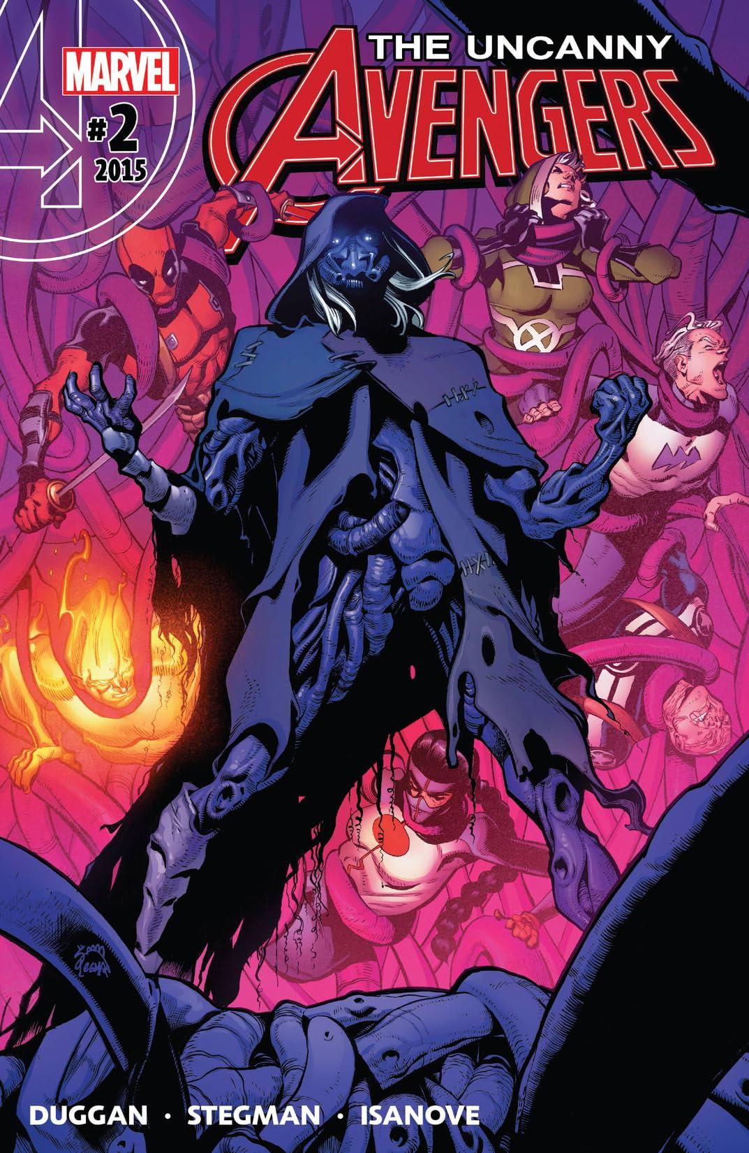 Uncanny Avengers (2015-2017) #2