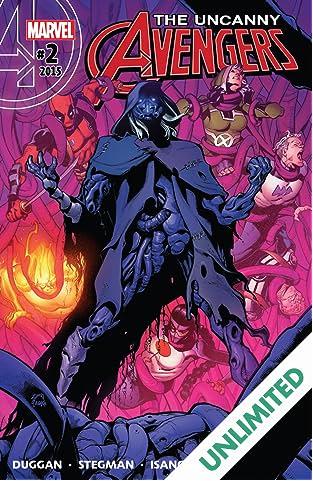 Uncanny Avengers (2015-) #2