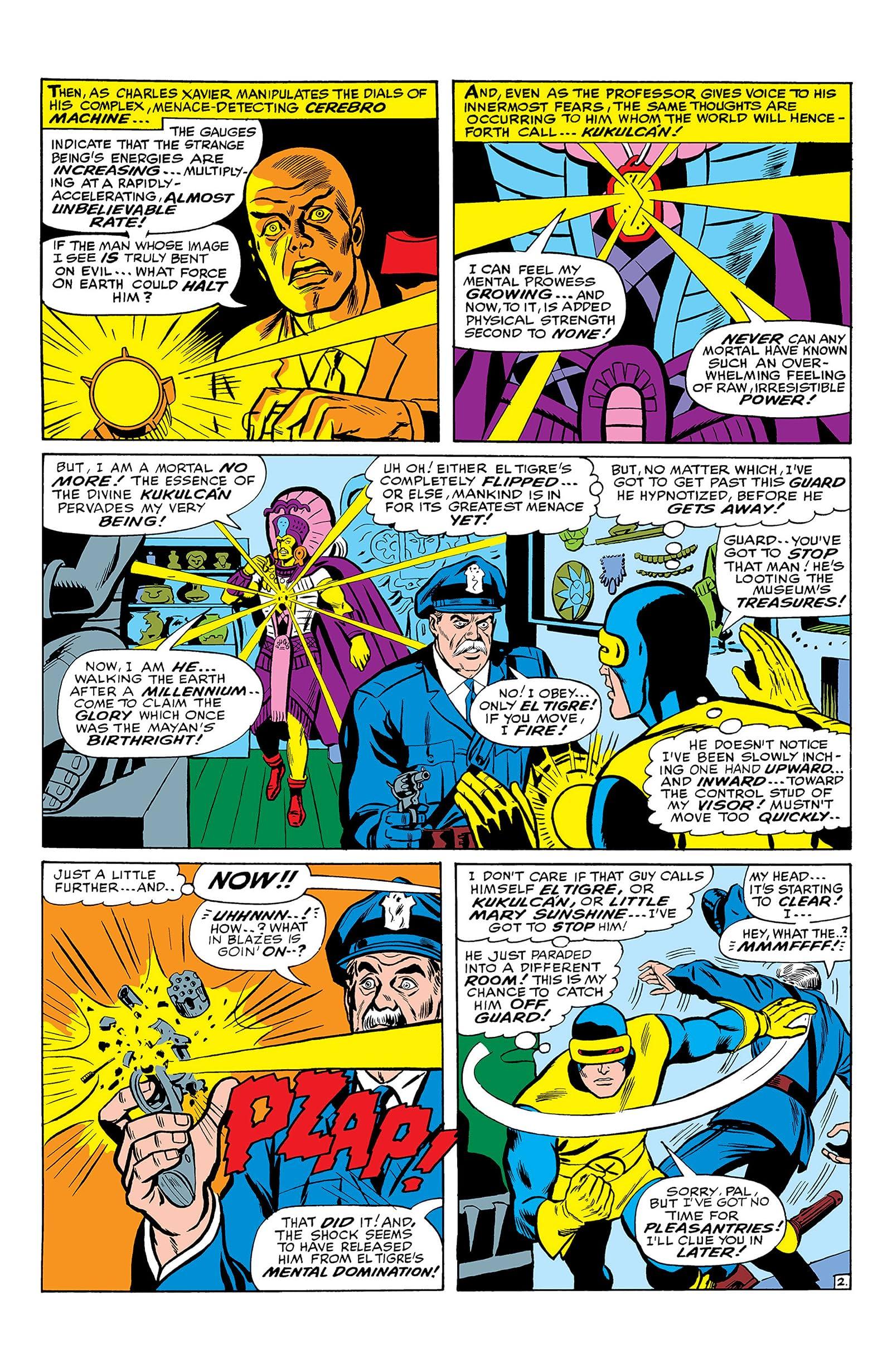 Uncanny X-Men (1963-2011) #26 - Comics by comiXology