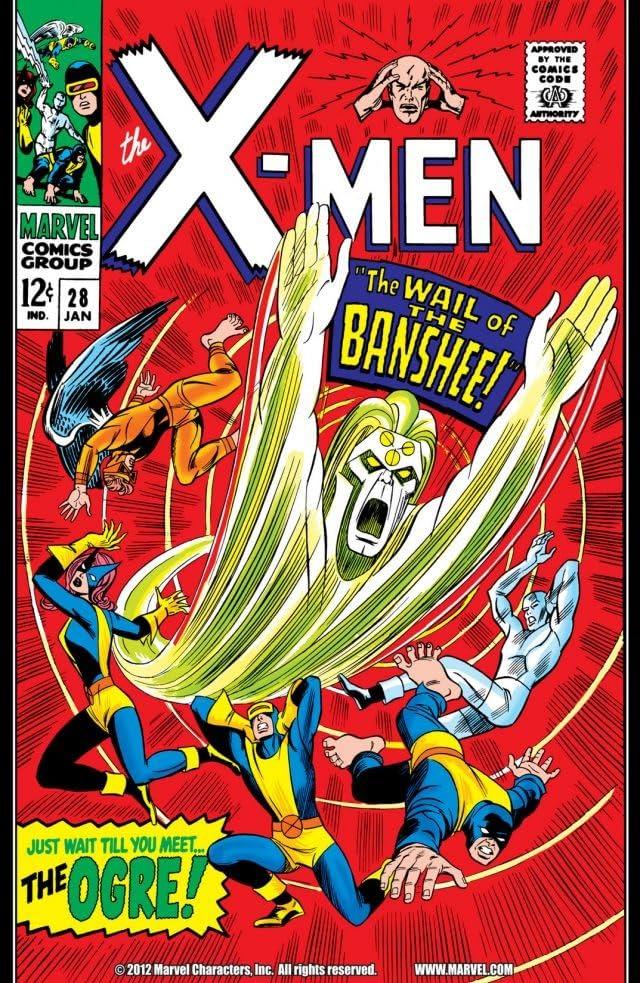 Uncanny X-Men (1963-2011) #28