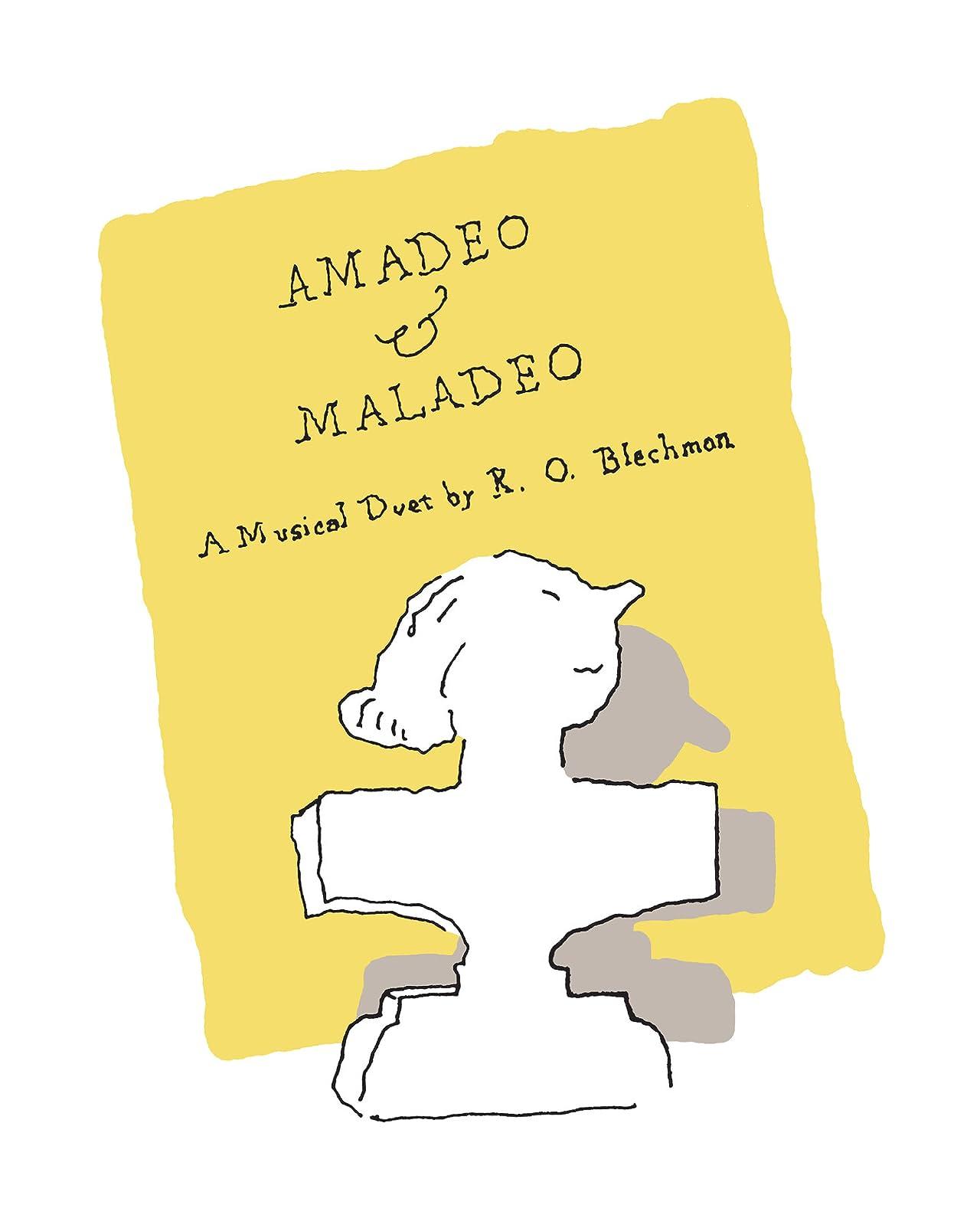Amadeo & Maladeo: A Musical Duet