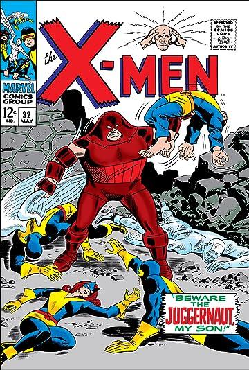 Uncanny X-Men (1963-2011) #32