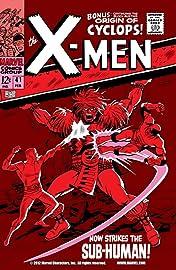 Uncanny X-Men (1963-2011) #41