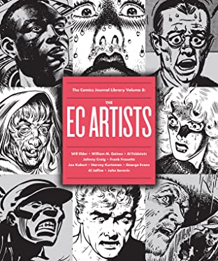The Comics Journal Library Vol. 8: The EC Artists