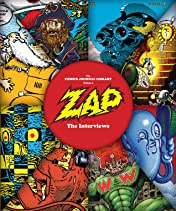 The Comics Journal Library: Zap — The Interviews #9