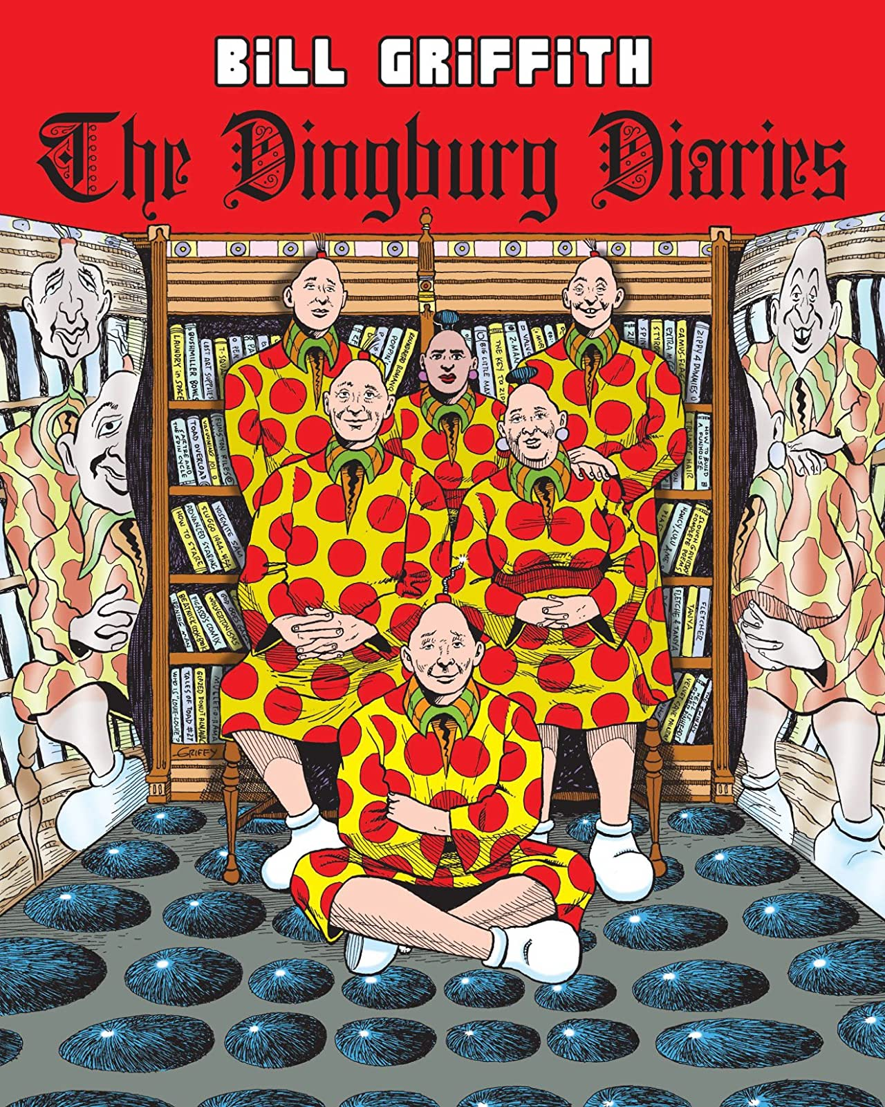 Zippy the Pinhead: The Dingburg Diaries