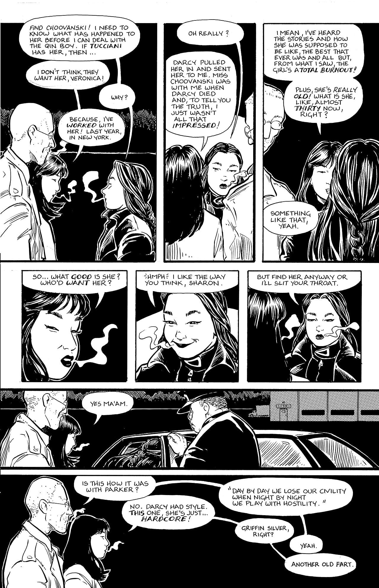 Strangers in Paradise Vol. 3 #31