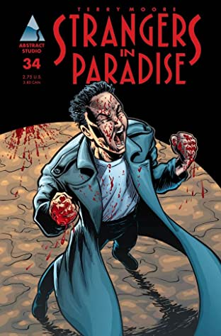 Strangers in Paradise Tome 3 No.34