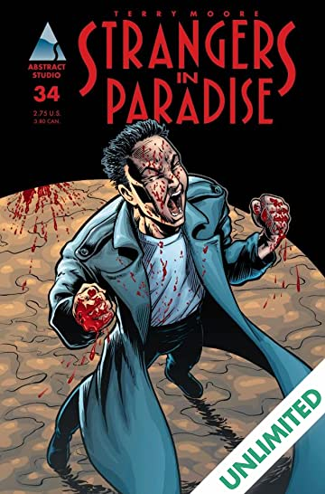 Strangers in Paradise Vol. 3 #34
