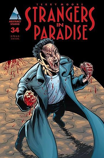 Strangers in Paradise Vol. 3 #34