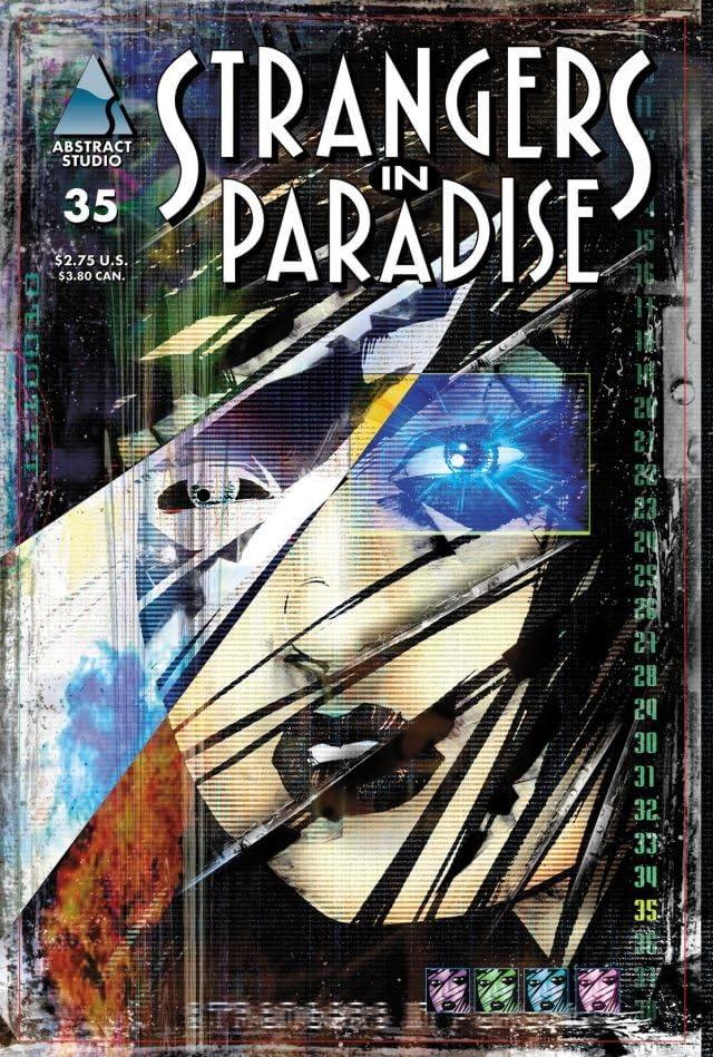Strangers in Paradise Vol. 3 #35
