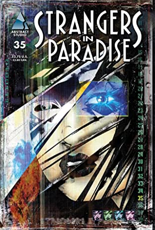 Strangers in Paradise Tome 3 No.35
