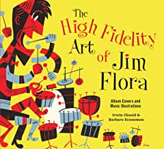 The High Fidelity Art of Jim Flora