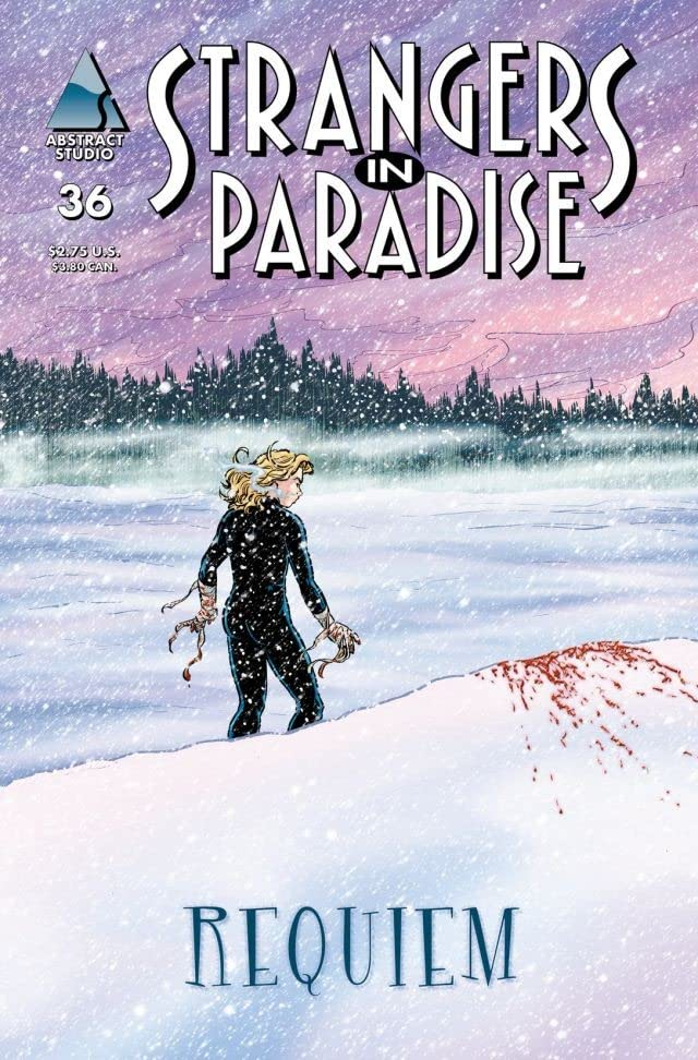 Strangers in Paradise Vol. 3 #36