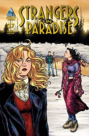 Strangers in Paradise Tome 3 No.37