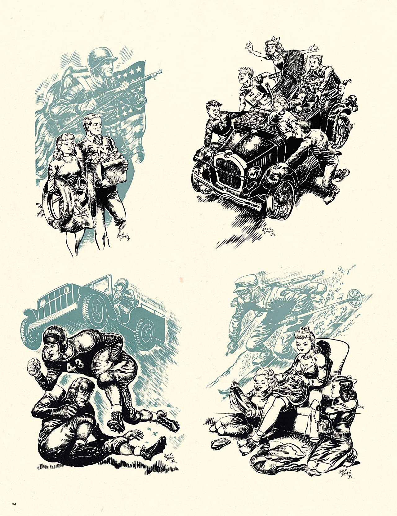Jack Davis: Drawing American Pop Culture