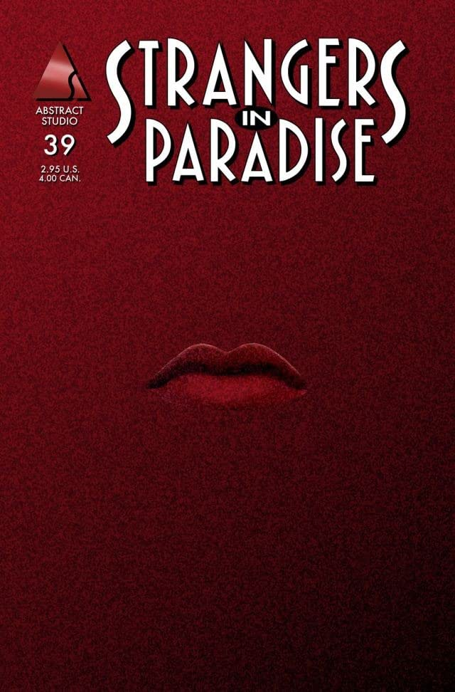 Strangers in Paradise Vol. 3 #39
