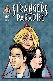 Strangers in Paradise Vol. 3 #40