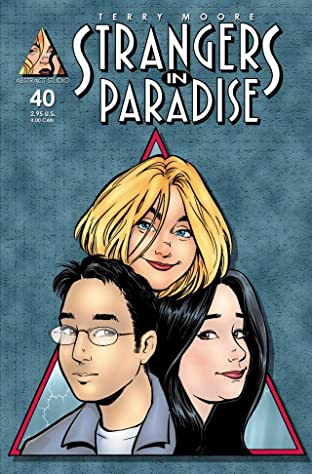 Strangers in Paradise Tome 3 No.40