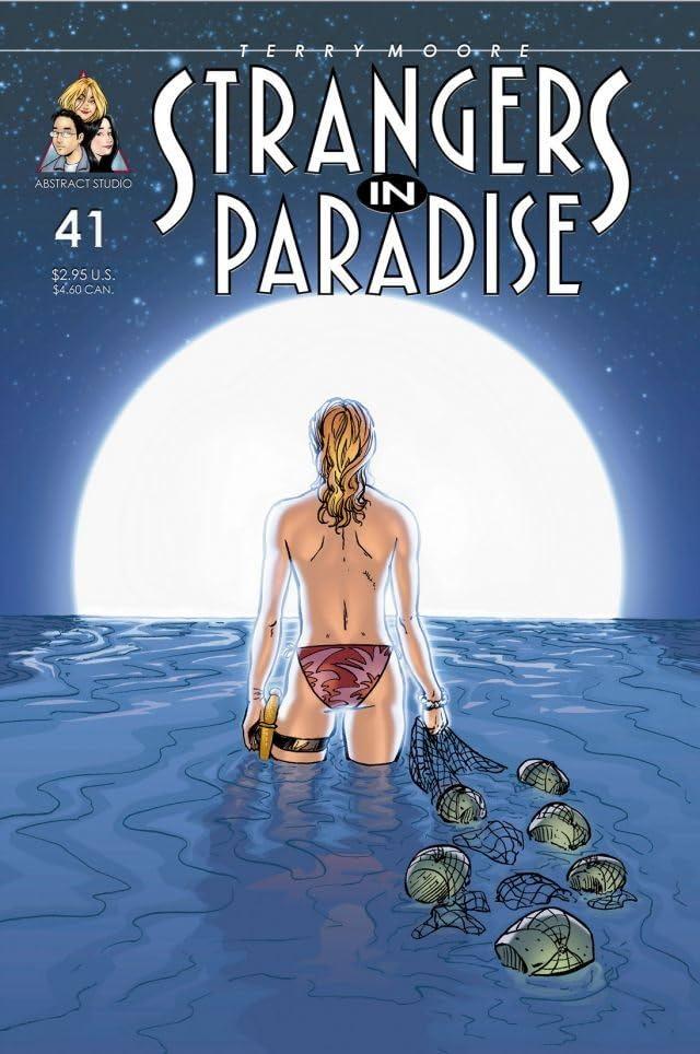 Strangers in Paradise Vol. 3 #41