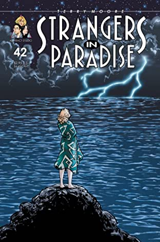 Strangers in Paradise Tome 3 No.42