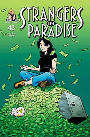 Strangers in Paradise Tome 3 No.43