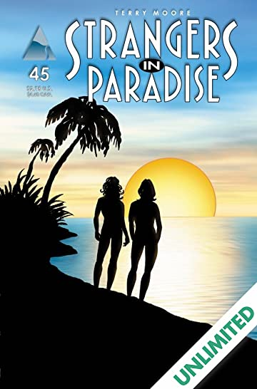 Strangers in Paradise Vol. 3 #45