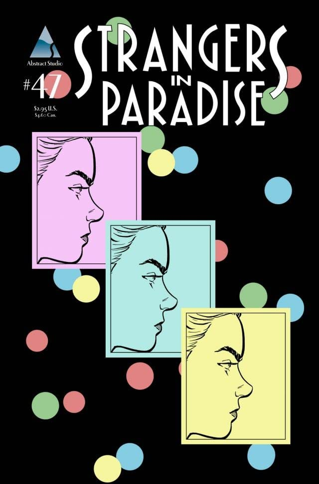 Strangers in Paradise Vol. 3 #47