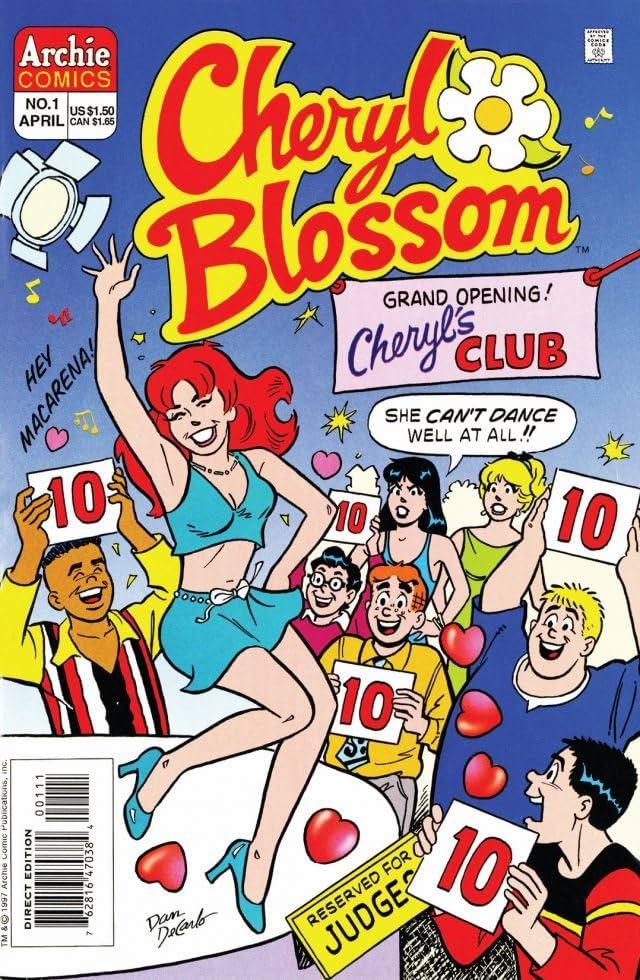 Cheryl Blossom #1