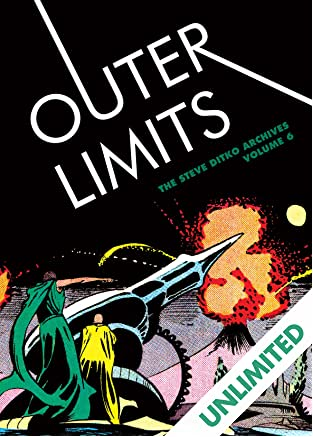 Steve Ditko Archives Vol. 6: Outer Limits