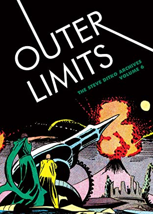 Steve Ditko Archives Tome 6: Outer Limits