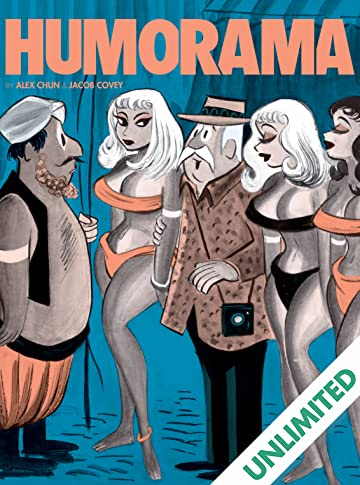 The Pin-Up Art of Humorama
