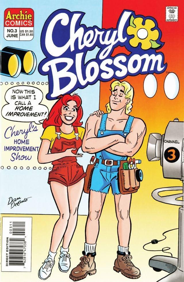 Cheryl Blossom #3