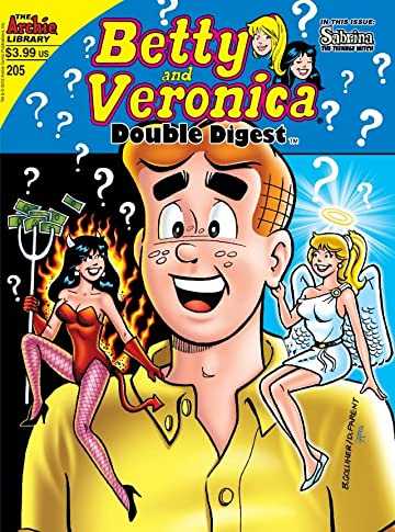 Betty & Veronica Double Digest #205