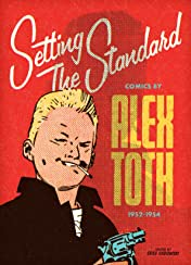 Setting the Standard: Comics by Alex Toth 1952–1954