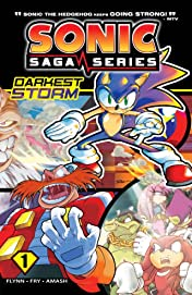 Sonic Saga Series Vol. 1: Darkest Storm